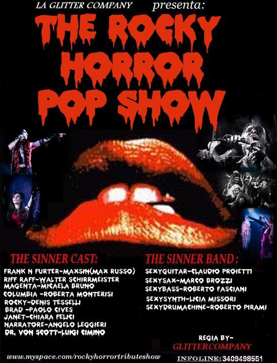 rocky horror pop show