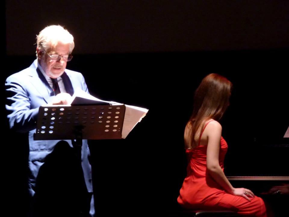 Licia Missori e Giancarlo Giannini